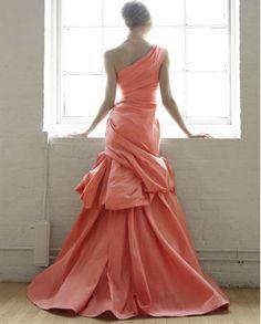 <3 Peach Dress #womendress #alice257891 #PeachDress #Peach #Dresses #nicefashion   www.2dayslook.com