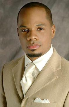 Gospel singer, Kirk Franklin