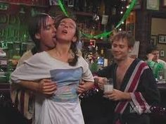 The McPoyle's from Its Always Sunny in Philadelphia