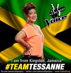 Tessanne Chin winner of season 5 The Voice