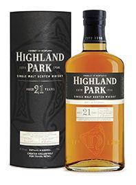 Mark Gillespie of Whiskycast's Tasting Notes for Highland Park 21