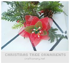 Crafting beautiful handmade flowers with stocking net has been an old art and I love it! Tutorial