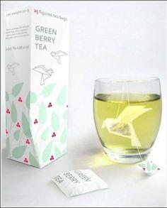 tea packag, tea time, packag teacoffe, origami tea, tea bag, food, sunros teas, design, bags
