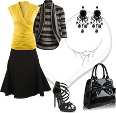 """""""Black and Yellow"""""""