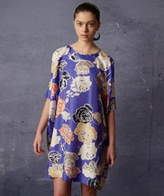 Fred Perry Laurel Wreath | Giant Printed Dress