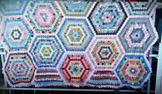Amazing vintage quilt