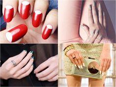 unhas retrô, nova tendência no estilo de manicure