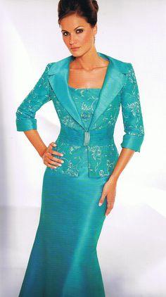 Vestido de madrina fiesta Sonia Peña modelo 100085