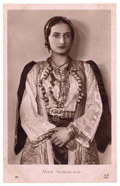 Miss Yugoslavia 1930