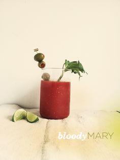 bloody MARY, via designlovefest #cocktail #drink #bar