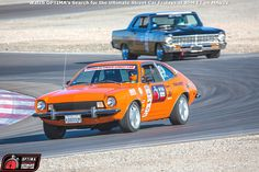Joe Escobar's #FordPinto qualified for the 2014 #OUSCI so why can't your car do the same?
