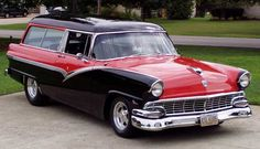 1956 Ford Parklane Wagon