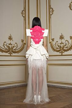 Givenchy 2011 Spring Couture