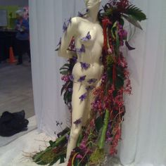 Canada blooms floral competition