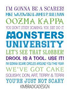 Quotes from monsters university quotes from monsters university quotes from monsters un voltagebd Choice Image