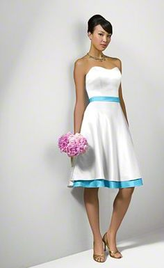 Possible dress minus the flowers