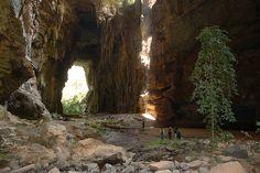 Parna Cavernas do Peruaçu - norte de MG