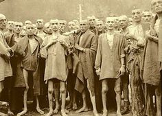 Auschwitz - Words fail me whenever I read about, think of, or see photos of the Holocaust...how????