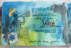 Fearless Art Journaling - 5-Part Series by Jessica
