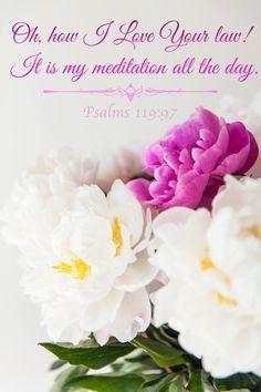 Psalms 119:97
