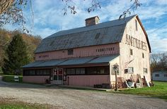 Kottman's Pink Barn Antiques- Rushville, MO