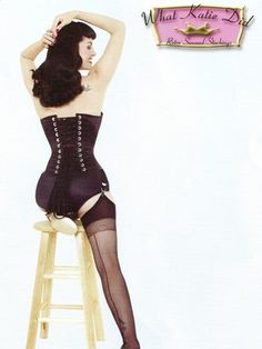 Seamed Stockings - What Katie Did