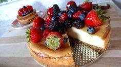 Pay de Queso (Cheesecake)