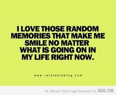 Memories(: