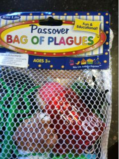Passover toys?