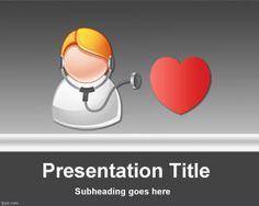 Plantilla PowerPoint de Hipertensión