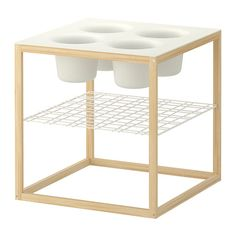 This gives me an idea!!   (Ikea- $50)
