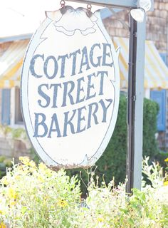 Cottage Street Bakery-best pastries, pies, soups and sandwiches!  5 Cottage St. Orleans, Cape Cod & 483 Main St , Chatham MA 02633