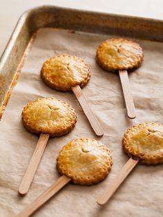 Peanut Butter & Jelly Pie Sticks | Spoon Fork Bacon