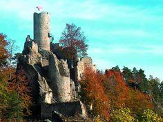 Frydstejn castle, Czech Republic