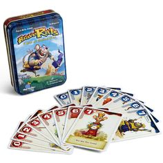 Brave Rats Card Game - In the Highlands of Medieval Scotland, an epic battle is taking place underfoot! Rivaling rat clans clash in a bid for the throne in this fa...