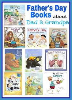 Father's Day Books a