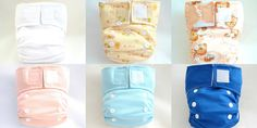 These are pocket diapers and do not need a cotton prefold. Ideally would like 10-15 for newborn period.  Kawaii Baby Diapers - Pure & Natural (0-15 Months) Pocket Diaper