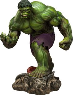 The Incredible Hulk Premium Format™ Figure $549.99  Click on picture link to see more pics, details, and to pre-order now!