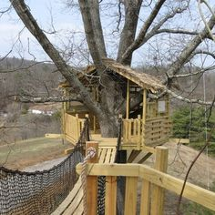 Easy Tree House Designs   Sophia's Treehouse – Building a treehouse following simple plans