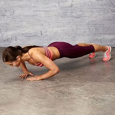 9 exercises for Strong, Sculpted Arms.