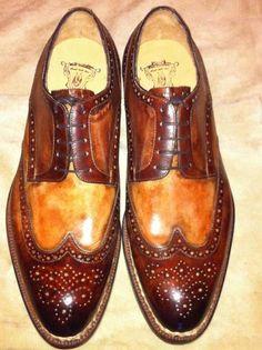 Ivan Crivellaro...Courtesy 'The Shoe Snob'