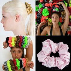 In our new segment Faux Pas, Natalie asks the critical question: Are scrunchies social suicide? Episode 4