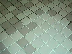 7 cups water, 1/2 cup baking soda, 1/3 cup lemon juice and 1/4 cup vinegar - throw in a spray bottle and spray your floor, let it sit for a minute or two... then scrub