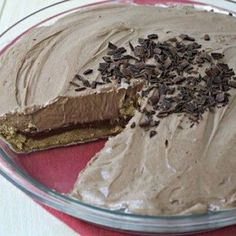 Nutella Ice Box Pie Recipe