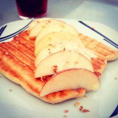 """Blog """"Vivendo em Dieta"""": Waffle fit"""