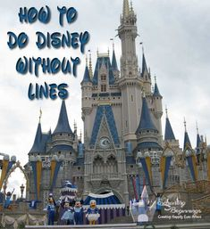 How to Not Stand in Lines in the Magic Kingdom (particularly the Fantasyland area) - how one family did it.  Some good suggestions here that you might want to use, too!  | Enchanting Beginnings