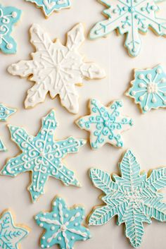 Cooking Classy: Iced Sugar Cookies