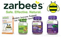 zarbees immune suppo