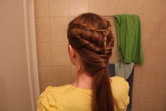 Daenerys Targaryen inspired Hair.