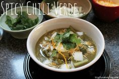 Spicy Chili Verde | Big Fun Cooking #mexican #pork